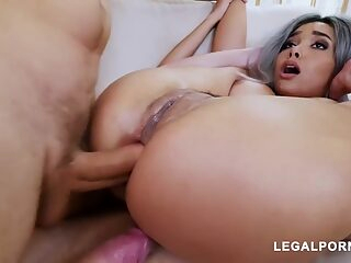 anal big tits double penetration at GotPorn